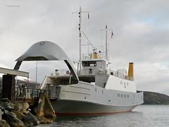 """Vaggasvarre"" (OlafHorsevik) Tags: ferge ferga ferry ferja ferje torghattennord thn vaggasvarre stornes bjørnerå toppsundet"
