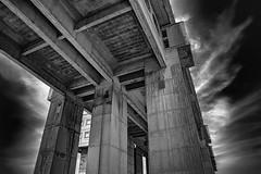 Rozzol-Melara (berny-s) Tags: architecture concrete brutalism trieste monochrome building rozzol melara