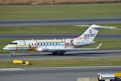 Zeptair AG OE-LPZ Bombardier BD-700-1A11 Global 5000 cn/9495 @ LOWW / VIE 21-06-2018 (Nabil Molinari Photography) Tags: zeptair ag oelpz bombardier bd7001a11 global 5000 cn9495 loww vie 21062018
