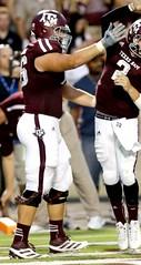 Bubble butt needs attention. (upchuck2010) Tags: football footballuniform bubblebutt butt footballpants jock