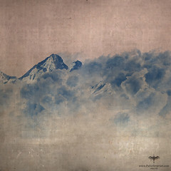 Asia / Nepal / The Himalayas seen from Nagarkot (Pablo A. Ferrari) Tags: pabloferrariart nagarkot asia nepal himalayas mountains mountain range clouds sky landscape paisaje nubes nepalese montañas