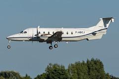 Chalair / Beech 1900D / F-HBCJ / LFRS 03 (_Wouter Cooremans) Tags: nte nantes lfrs spotting spotter avgeek aviation airplanespotting chalair beech 1900d fhbcj 03 beech1900d