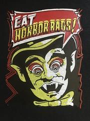 Vintage 70's UK Horror Bags Shirt Iron-On Transfer Crisps Premium (gregg_koenig) Tags: monster dracula chips vampire premium ironon heat transfer horrorbags crisps uk vintage70'sukhorrorbagsshirtironontransfercrispspremium