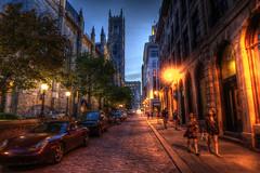 Notre Dame, Montreal (CloudPhotoz) Tags: église church notre dame montreal montréal city ville street rue