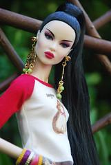 Cricket005 (Kate (Xera)) Tags: cricket rarestofallayumi fashionroyalty fashionroyaltyayumi nufaceayumi nuface integritytoys
