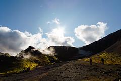 Smoking Earth (hendrikheiser) Tags: landmannalaugar laugavegur iceland