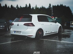 WSEE TOUR 2018 (JAYJOE.MEDIA) Tags: vw golf mk7 gti volkswagen low lower lowered lowlife stance stanced bagged airride static slammed wheelwhore fitment