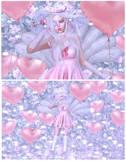 Magical Kitsune Girl