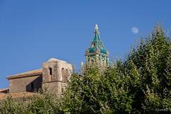 Luna de día (Siurell Blr) Tags: baleares balearicislands illesbalears islasbaleares valldemossa luna moon españa spain cartuja cartoixa