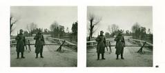 Augustow, Poland, Bridge, Border Crossing, Die Soldaten des Fuhrers im Felde (photolibrarian) Tags: augustowpoland bridge bordercrossing diesoldatendesfuhrersimfelde
