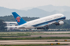 CHINA SOUTHERN A380-800 B-6140 0011 (A.S. Kevin N.V.M.M. Chung) Tags: aviation aircraft aeroplane airport airlines plane spotting can chinasouthern airbus a380800