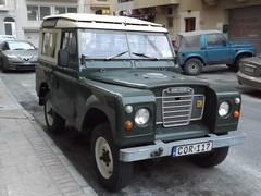 Land Rover Series II (Norbert Bánhidi) Tags: malta sliema tassliema car vehicle landrover malte мальта málta
