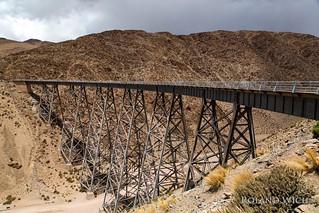 Viaducto La Polvorilla | Tren a las Nubes