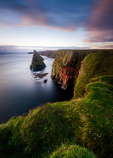 duncansby stacks II, scotland