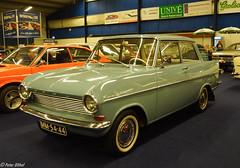 1963 Opel Kadett A (peterolthof) Tags: oldtimerbeurs leek peterolthof mm5444