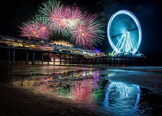 Vuurwerkfestival / Scheveningen 2018