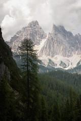 Dolomitas (arbioi) Tags: alpes canon cortina dolomitas dolomiti cristallo eos40d italia italy paisaje montaña montañas naturaleza