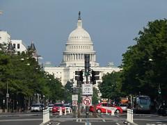 United States Capital (vbvacruiser - Catching Up After Vacation) Tags: districtofcolumbia washingtondc uscapitalbuilding traffic pennsylvaniaavenue