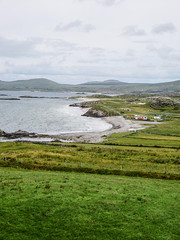 P1080824-2 (Quentin Lambert) Tags: irlande landscape green connemara atlantic wild way
