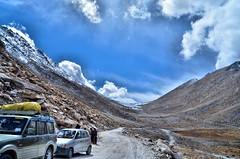 Landscape from Ladakh (pallab seth) Tags: landscape autumn fall nature colour highpass highway kashmir india ladakh nubravalley valley jammukashmir color mountains himalayas pangongtso