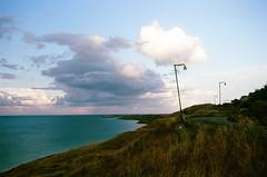 Mare antico (michele.palombi) Tags: crotone calabria italy film 35mm kodak portra 160 sunset south