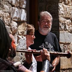 La Ronda (wuploteg1) Tags: ronda boltaña boltana rafael pujol sarrablo calle alta goya altoaragón altoaragon sobrarbe pirineos pyrenees huesca aragón aragon spain ixera