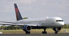 Boeing 757-231 N711ZX (707-348C) Tags: dublinairport dublin eidw boeing airliner jetliner delta deltaairlines dal boeing757 b752 n711zx passenger ireland 2018 dub