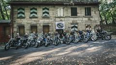 Die Großraumbiker vor der Schlucht in Fürth (Peter Goll thx for +8.000.000 views) Tags: 2018 fürth motorrad bayern deutschland de grosraumbiker schlucht harley davidson bike moterbike