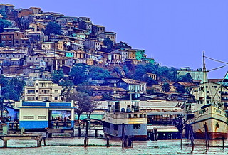 Guayaquil Harbor view