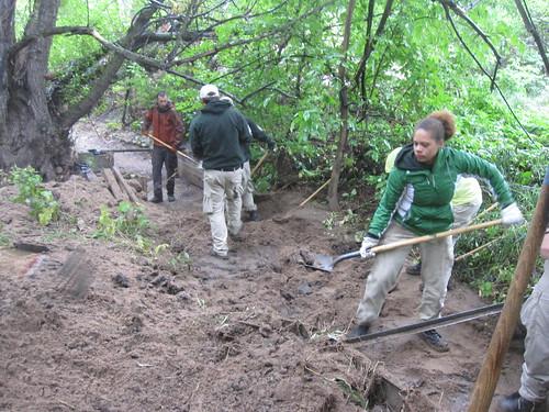 Photo - AmeriCorps Restoration Project