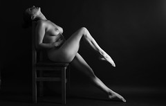 The Chair (PatricioMartinez) Tags: model nude beauty boudoir bw artistic beautiful claroscuro desnudo erotic sexy femme female hermosa retrato fineart girl glamour woman mujer