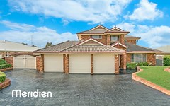 9 Minstrel Place, Rouse Hill NSW