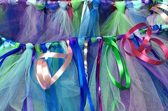 Never Too Old (BKHagar *Kim*) Tags: bkhagar tutu nevertooold dance tulle ribbons blue green purple pink moms formothersday