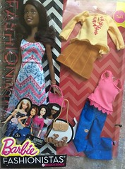 Waah- last TRU purchase (Foxy Belle) Tags: doll tall barbie toys r us clearance 60 off fashionistas black aa african american
