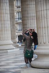 Пантеон, Париж, Франція  InterNetri 0571