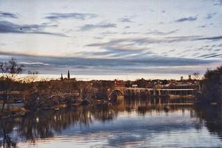Washington DC - Georgetown Neighbourhood - Potomac River - Reflection