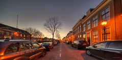 Nieuwe Gracht, Haarlem. (Alex-de-Haas) Tags: oogvoornoordholland 11mm d850 dutch februari hdr haarlem holland irix nederland nederlands netherlands nikon noordholland photomatix avond binnenstad bluehour building capital center centrum city dusk gebouw hoofdstad house houses huis huizen innercity life nacht night schemering stad stadsfotograaf straat street structure sundown sunset town twilight urban winter woning woningen zonsondergang nl