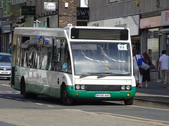 Target Travel MX56ZZV (Devon and cornwall Bus Spotter) Tags: target travel mx56zzv optare solo service 31 bus plymouth devon