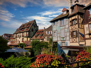 rue Turenne (Colmar, F)