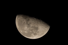 Moon (_brandonyoon) Tags: newportbeach california unitedstates us moon astro astrophotography telephoto supertelephoto 500mm 1000mm canon canonlens leica leicasl leicasl601 brandonyoon night nightphotography