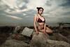 in Red #02 (JesseChong74) Tags: red bikini swimwear portrait nikon d700 tamron 247028 godox ad600 rs600p strobist sexy beauty