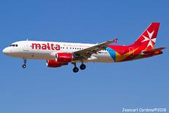 Air Malta Airbus A320-214 '9H-AHS' LMML (Jeancarl Cardona) Tags: air malta airbus a320214 9hahs lmml