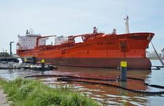 Bow Jubail (Hugo Sluimer) Tags: portofrotterdam port rotterdam zuidholland nederland holland haven nlrtm onzehaven