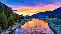 yellowstone-national-park+ (android2018) Tags: lanscape river yellowstone national park