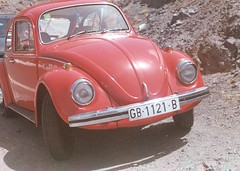 Red Bug (Konakilo) Tags: lordomat agfavista film pelicula beetle sunny16