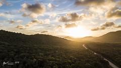 Tozer Range (R. Francis) Tags: drone dji djimavicpro sunset amazingsunset portlandroad tozerrange kutinipayamunationalpark kutinipayamu ironrangenationalpark ironrange qld queensland ryanfrancis ryanfrancisphotography northqueensland