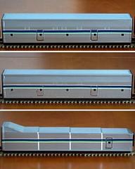 2016-11-22 17.44.57 (Transrail) Tags: eurotunnel kato cjm model train channeltunnel leshuttle passenger freight bobobo doubledeck singledeck loader loading coach carriage ngauge locomotive electric