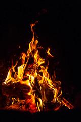 Lagerfeuer (UsualRedAnt) Tags: 70d deutschland feuer ef100mmf28lmacrois bartschendorf nacht lagerfeuer brandenburg canon fire f28 campfire germany
