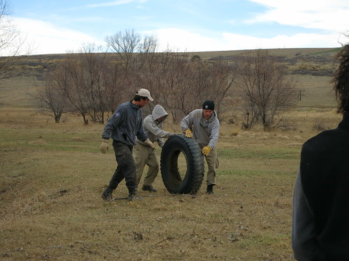 Photo - AmeriCorps Agricultural Project
