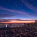San Francisco Dawn Colors